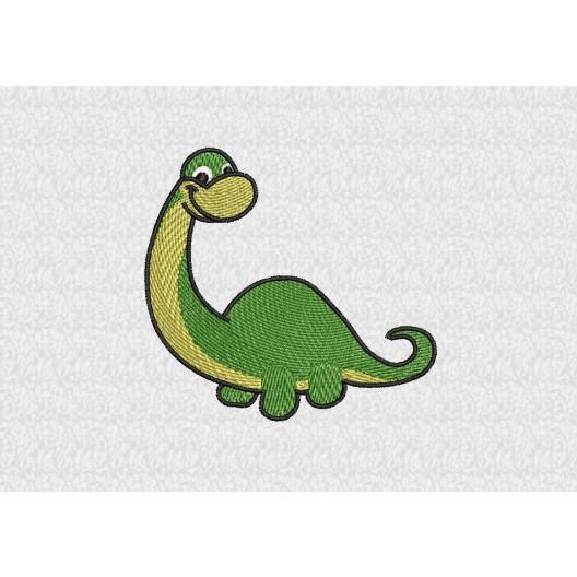 Kleiner Dinosaurier