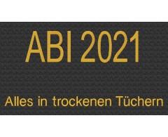 ABI 2018 - Alles in trockenen Tüchern