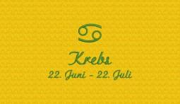 Krebs (22. Juni - 22. Juli)