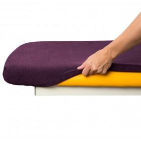 Marken Liegenbezug harti ProfiLine® passend für Polstergröße (B x L x H) 78-88 x 190-205 x 4-6 cm