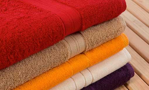 Tücher der Handtuch-Serie JADE