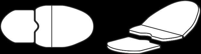 Zeichnung Entbindungsbett Maquet Radius Birthday oder BorCad AVE mit kurzem Fußteil